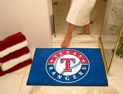 "MLB - Texas Rangers All-Star Mat 33.75""x42.5""-All Star Mat-JadeMoghul Inc."