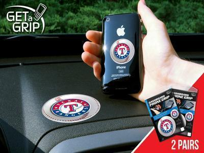 MLB - Texas Rangers Get an Automotive Grip 2 Pack-2 Get a Grip-JadeMoghul Inc.