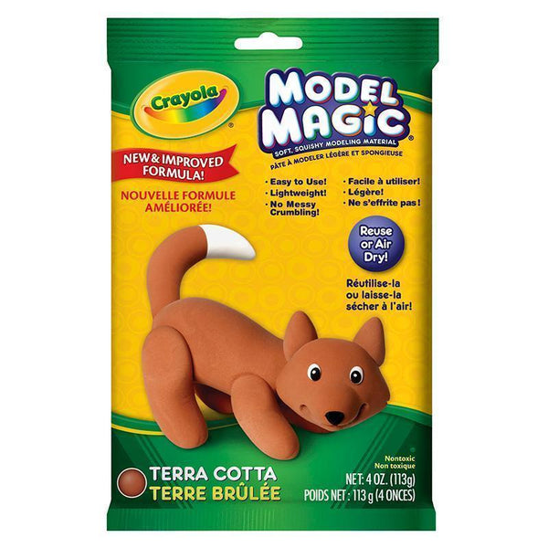 MODEL MAGIC 4 OZ TERRA COTTA-Arts & Crafts-JadeMoghul Inc.