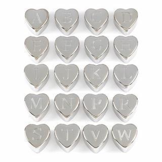 MONOGRAM HEART KEEPSAKE BOXES-Seasonal Merchandise/Gifts-JadeMoghul Inc.