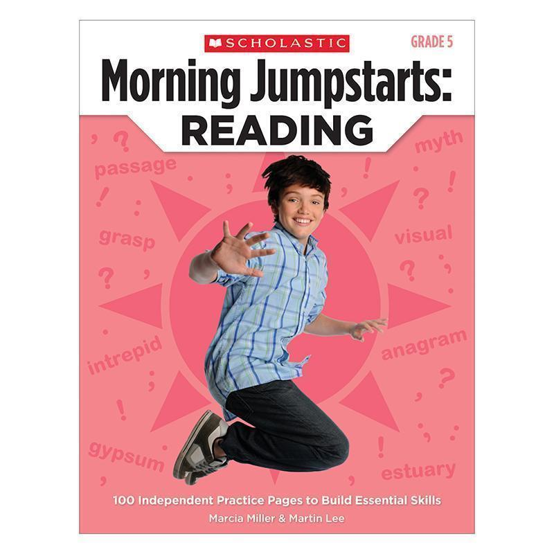 MORNING JUMPSTARTS READING GR 5-Learning Materials-JadeMoghul Inc.