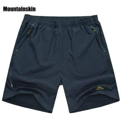 Mountainskin Summer Men's Quick Dry Shorts 8XL 2017 Casual Men Beach Shorts Breathable Trouser Male Shorts Brand Clothing SA198 AExp