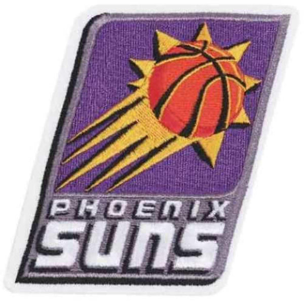 NBA Logo Patch - Phoenix Suns-NBA-JadeMoghul Inc.