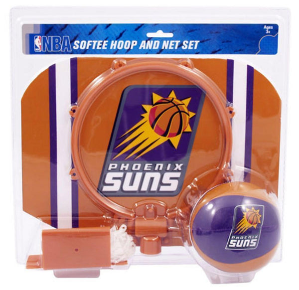 NBA Phoenix Suns Slam Dunk Softee Hoop Set-NBA-JadeMoghul Inc.