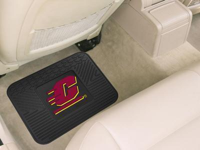 "NCAA - Central Michigan Utility Car Mat 14""x17""-Utility Mat-JadeMoghul Inc."