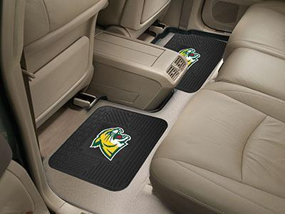 "NCAA - Northern Michigan 2-pc Utility Car Mat 14""x17""-2 Utility Mats-JadeMoghul Inc."