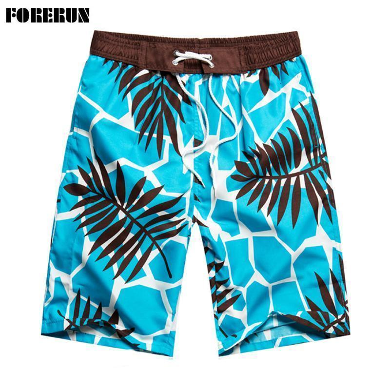 New 2017 Shorts Men Summer Beach Shorts Flower Plaid Stripe Star Many styles Couple suit Wear Causal Tracksuit-Camouflage men-L-JadeMoghul Inc.