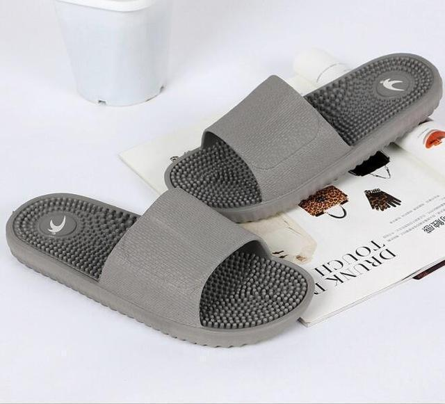 New Arrival Men Slippers-Gray-7-JadeMoghul Inc.