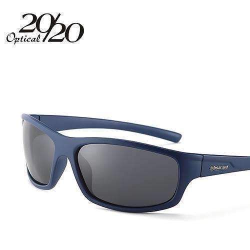 New Polarized Sunglasses / Men Fashion Eyewear / Sun Glasses-C05 DarkBlue Smoke-China-JadeMoghul Inc.
