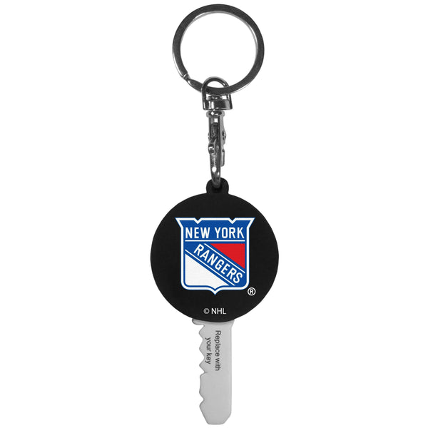 New York Rangers Mini Light Key Topper-Key Chains-JadeMoghul Inc.