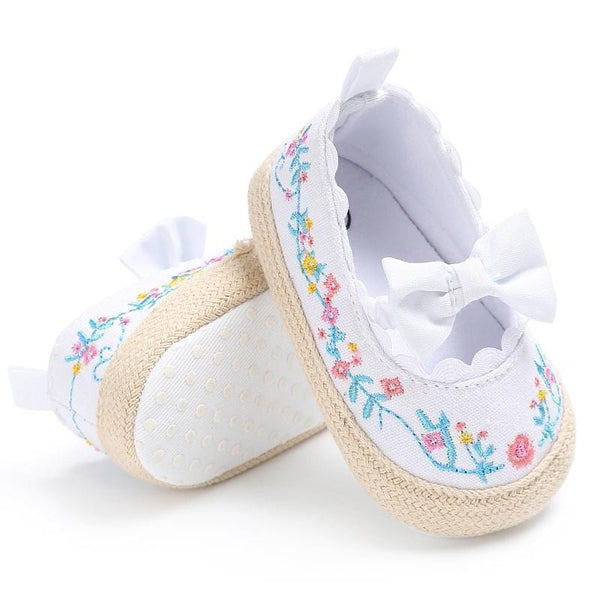 Alamana Lovely Knitting Kids Girls Boys LED Light Rubber Sole Anti-Slip Casual Shoes Gift Blue 25