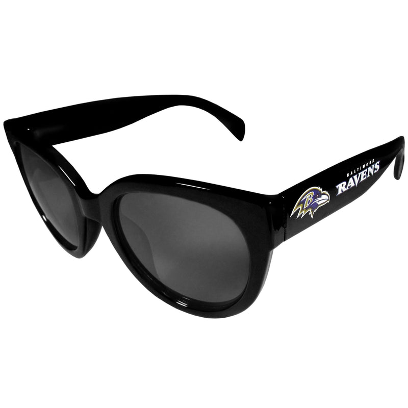 NFL - Baltimore Ravens Women's Sunglasses-Sunglasses, Eyewear & Accessories,NFL Eyewear,Baltimore Ravens Eyewear-JadeMoghul Inc.