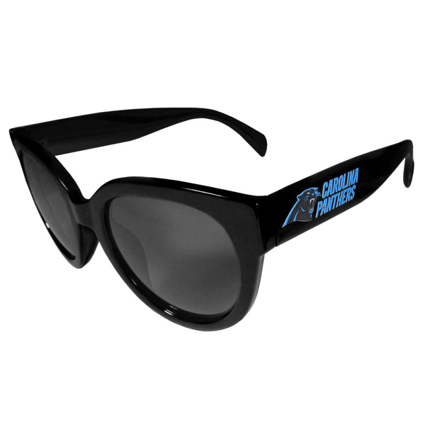 NFL - Carolina Panthers Women's Sunglasses-Sunglasses, Eyewear & Accessories,NFL Eyewear,Carolina Panthers Eyewear-JadeMoghul Inc.