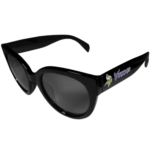 NFL - Minnesota Vikings Women's Sunglasses-Sunglasses, Eyewear & Accessories,NFL Eyewear,Minnesota Vikings Eyewear-JadeMoghul Inc.