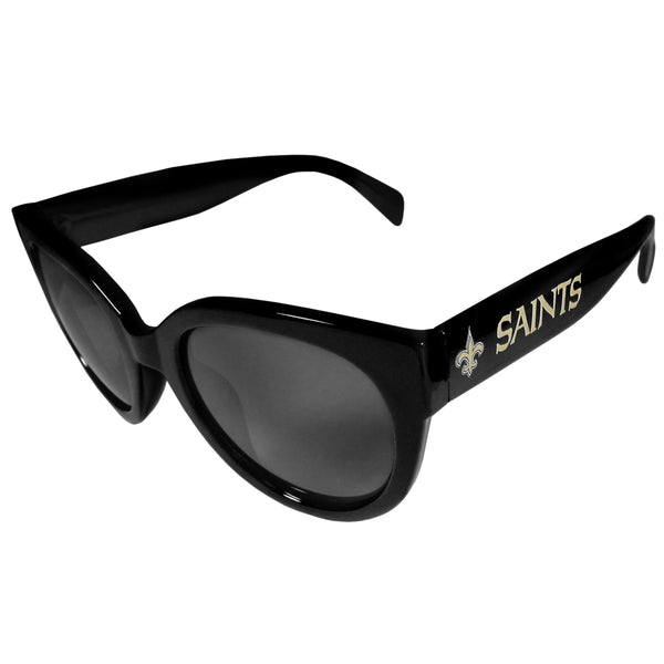 NFL - New Orleans Saints Women's Sunglasses-Sunglasses, Eyewear & Accessories,NFL Eyewear,New Orleans Saints Eyewear-JadeMoghul Inc.