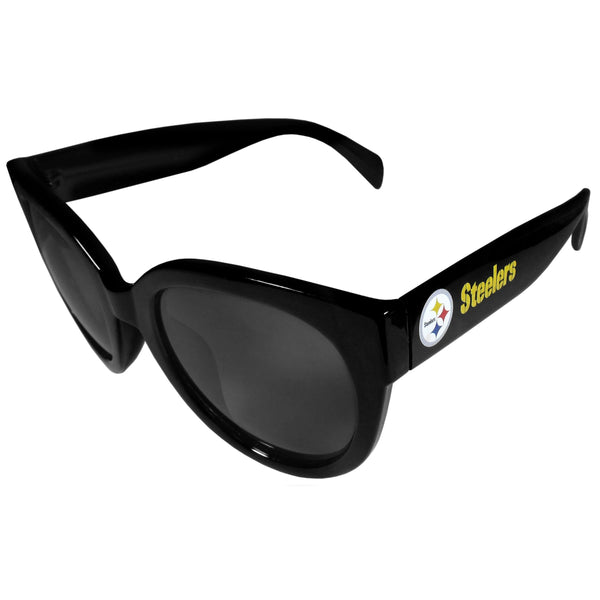 NFL - Pittsburgh Steelers Women's Sunglasses-Sunglasses, Eyewear & Accessories,NFL Eyewear,Pittsburgh Steelers Eyewear-JadeMoghul Inc.