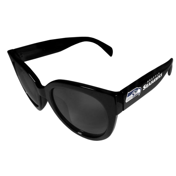 NFL - Seattle Seahawks Women's Sunglasses-Sunglasses, Eyewear & Accessories,NFL Eyewear,Seattle Seahawks Eyewear-JadeMoghul Inc.