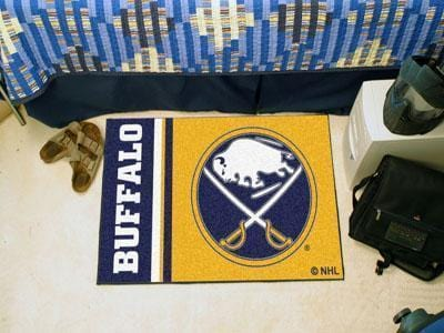 Buffalo Sabres Uniform Starter Rug 19