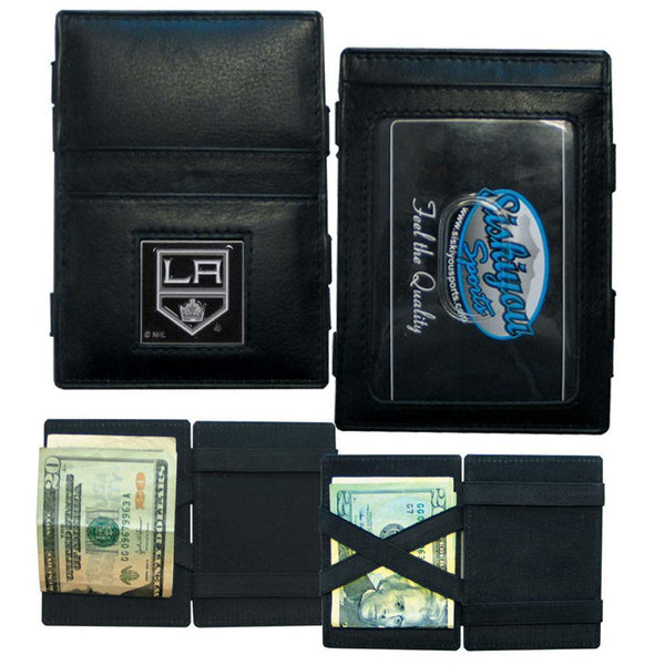 NHL - Los Angeles Kings Leather Jacob's Ladder Wallet-Wallets & Checkbook Covers,Jacob's Ladder Wallets,NHL Jacob's Ladder Wallets-JadeMoghul Inc.