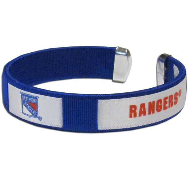 NHL - New York Rangers Fan Bracelet-Jewelry & Accessories,Bracelets,Fan Bracelets,NHL Fan Bracelets-JadeMoghul Inc.