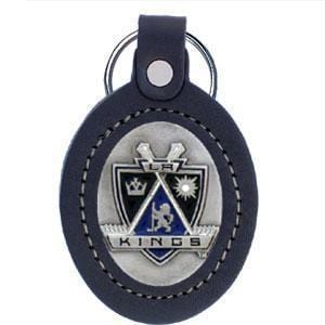 NHL - NHL Key Ring - Kings-Key Chains,Leather Key Chains,NHL Leather Chains-JadeMoghul Inc.