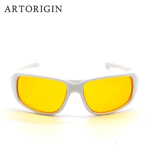 Night Driving Glasses / Anti Glare Glasses / Safety Driving Goggles-C2 White Yellow-JadeMoghul Inc.