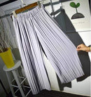 Pants For Women Pleated Culotte Pants In Pastel colors AExp