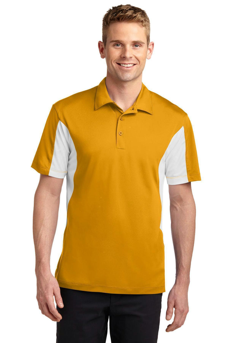 Polos/knits Sport-Tek Side Blocked Micropique Sport-Wick Polo. ST655 Sport-Tek
