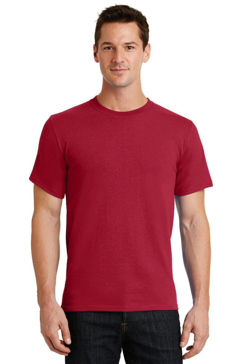 Port & Company - Essential Tee. PC61-T-shirts-Red-3XL-JadeMoghul Inc.