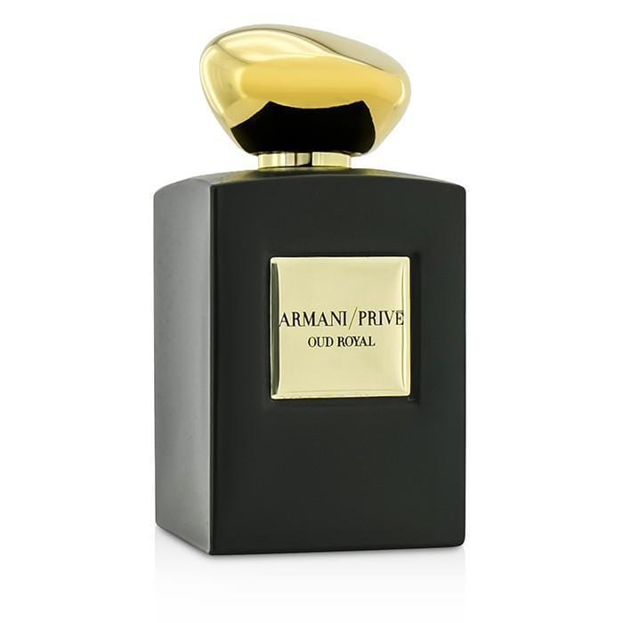 Prive Oud Royal Eau De Parfum Intense Spray - 100ml-3.4oz-Fragrances For Men-JadeMoghul Inc.