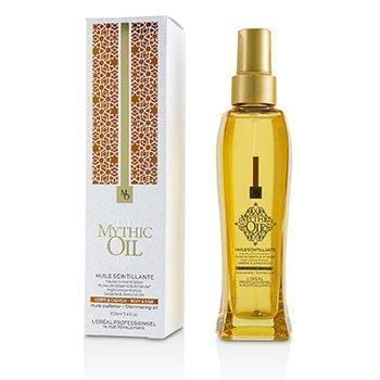 Professionnel Mythic Oil Shimmering Oil with Sesame & Almond Oils (Body & Hair) - 100ml/3.4oz-Hair Care-JadeMoghul Inc.