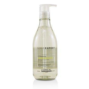 Professionnel Serie Expert - Pure Resource Citramine Oil Controlling Purifying Shampoo - 500ml/16.9oz-Hair Care-JadeMoghul Inc.