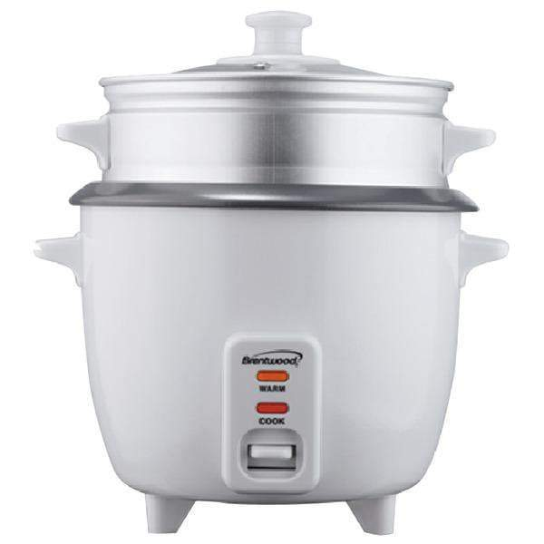 Rice Cooker with Steamer (10 Cups, 700 Watts)-Small Appliances & Accessories-JadeMoghul Inc.