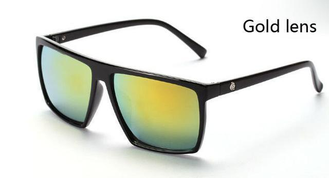 SKULL Square Men Sunglasses / Big Sunglasses-Skull 8921 C2-JadeMoghul Inc.