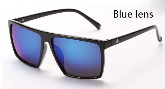 SKULL Square Men Sunglasses / Big Sunglasses-Skull 8921 C3-JadeMoghul Inc.