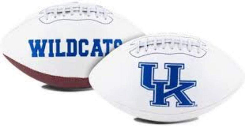 Sporting Goods The Licensed Products NCAA Full Size Signature Series Football Kentucky Wildcats The Licensed Products Company