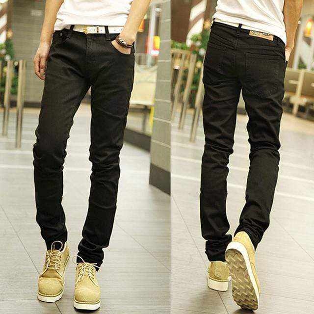 Straight Denim Men Jeans AExp