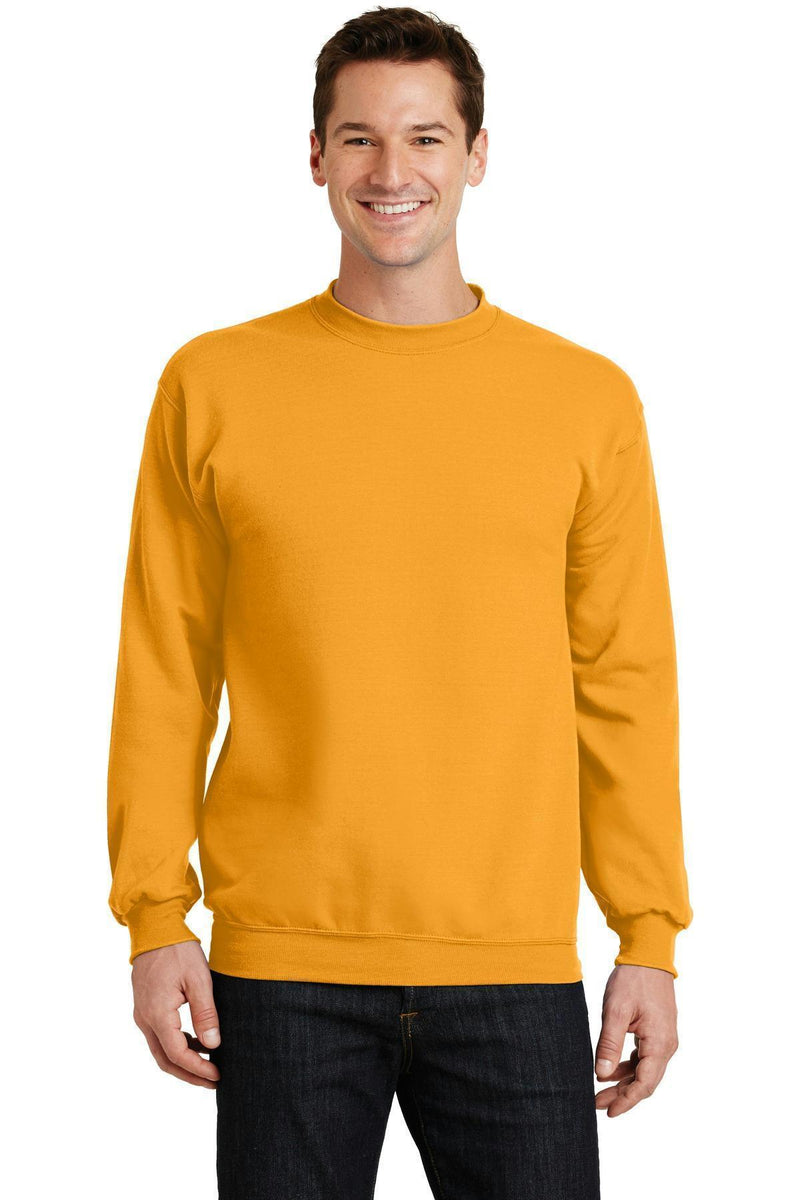 Sweatshirts/fleece Port & Company - Core Fleece Crewneck Sweatshirt. PC78 Port & Company