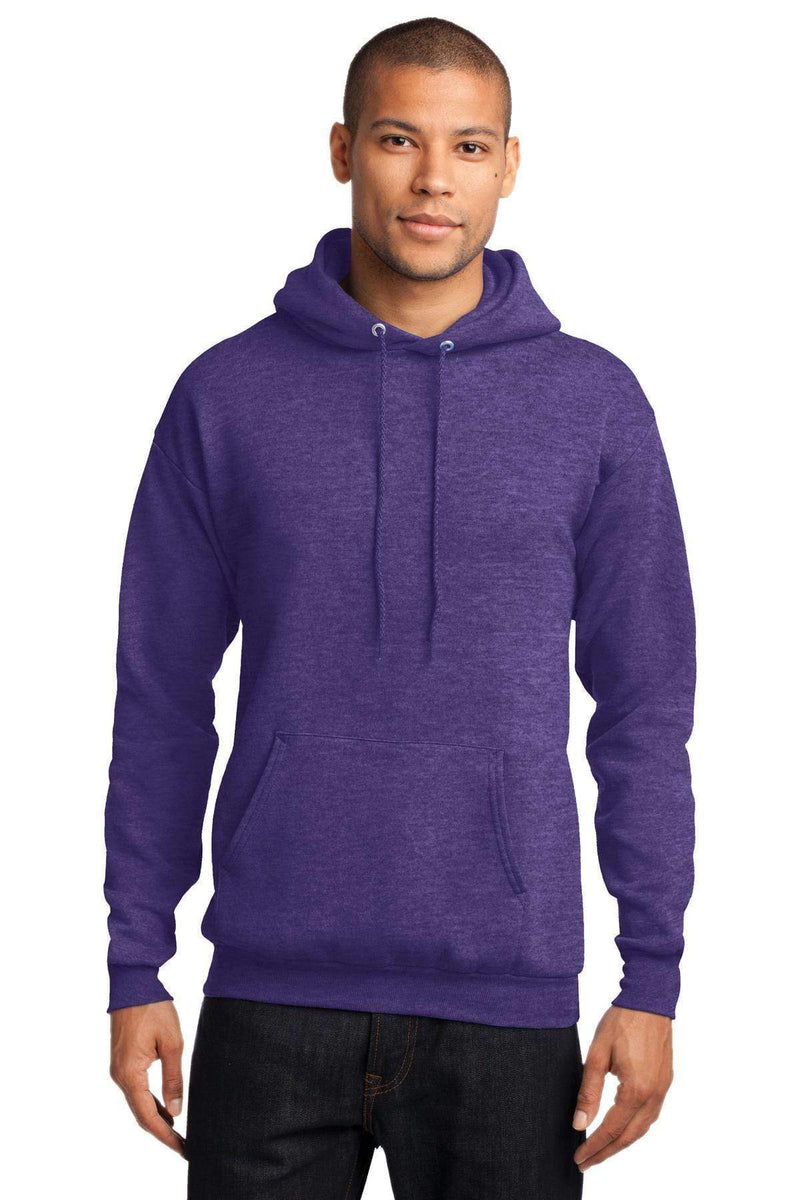 Sweatshirts/fleece Port & Company - Core Fleece Pullover Hooded Sweatshirt. PC78H Port & Company