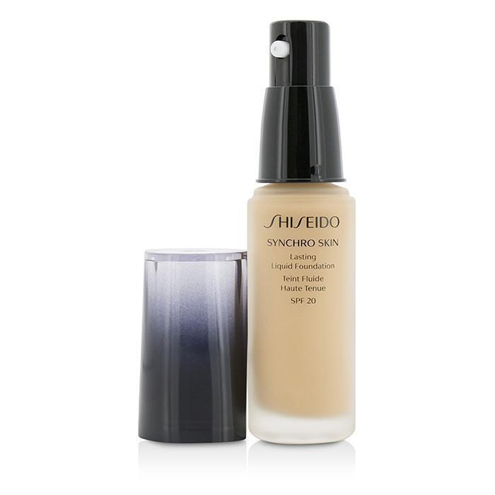 Synchro Skin Lasting Liquid Foundation SPF 20 - Rose 3 - 30ml-1oz-Make Up-JadeMoghul Inc.