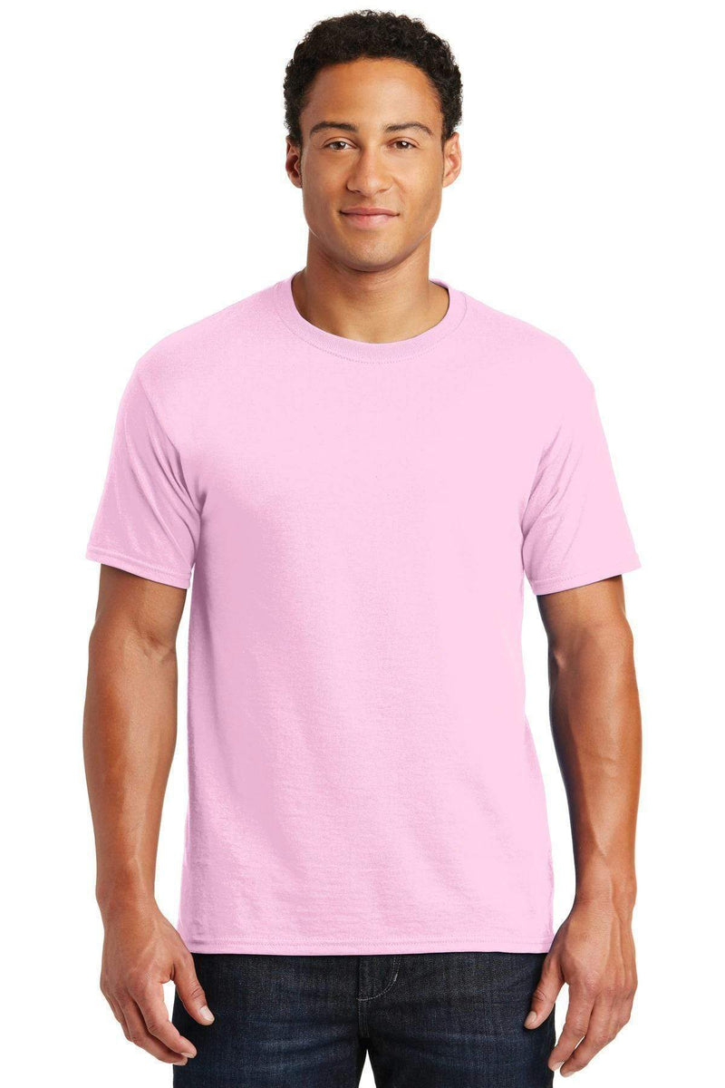 T-shirts JERZEES -  Dri-Power Active 50/50 Cotton/Poly T-Shirt.  29M Jerzees