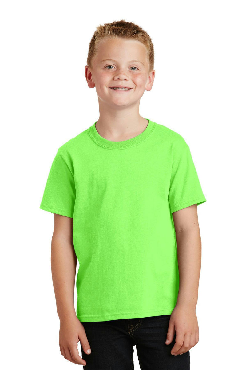 T-shirts Port & Company - Youth Core Cotton Tee. PC54Y Port & Company