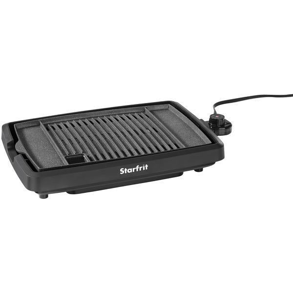 The ROCK by Starfrit(R) Indoor Smokeless Electric BBQ Grill-Small Appliances & Accessories-JadeMoghul Inc.