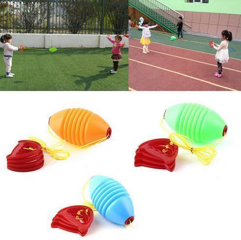 Top Quality Children's toys jumbo speed balls through pulling the ball indoor and outdoor games toy gift Hot Selling AExp