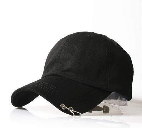 Unisex Youth Letter Baseball Cap M / Flat Cap AExp