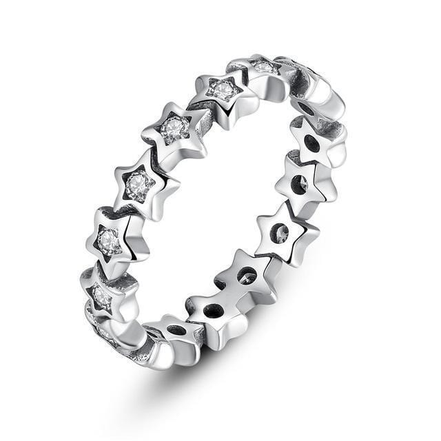 Women 100% Authentic 925 Sterling Silver Stackable Party Rings-6-7161-JadeMoghul Inc.