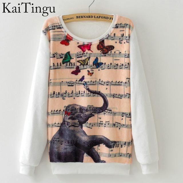 Women Colorful Printed Warm Sweatshirt-FZ0141-One Size-China-JadeMoghul Inc.