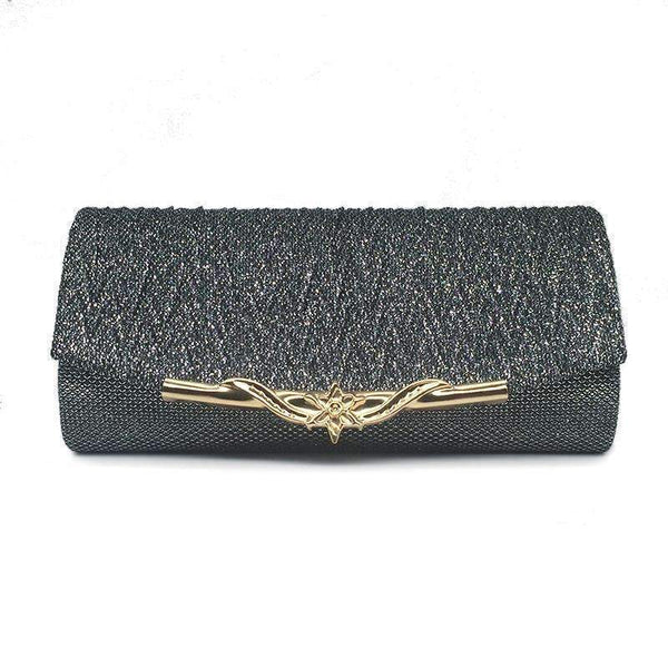 Women Evening Bag - Glitter Bag For Women - Wedding Clutch-champgn-JadeMoghul Inc.