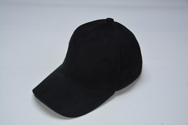 Women Velvet/ Suede base ball Hat with Adjustable Strap AExp