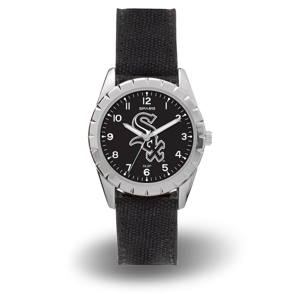 WHITE SOX SPARO NICKEL WATCH - MLB-WTNKL Sparo Nickel Watch-JadeMoghul Inc.